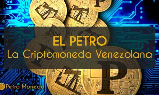 El Petro en el contexto económico y Geopolítico