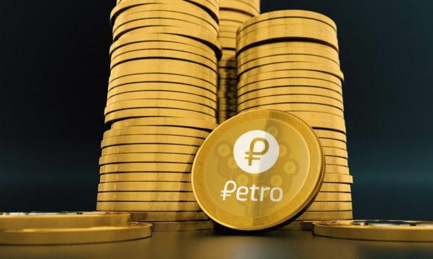 Maduro ordena ampliar servicios electrónicos bancarios y transacciones en criptomoneda Petro