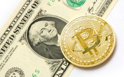 El bitcoin se dispara hasta los 8.000 dólares