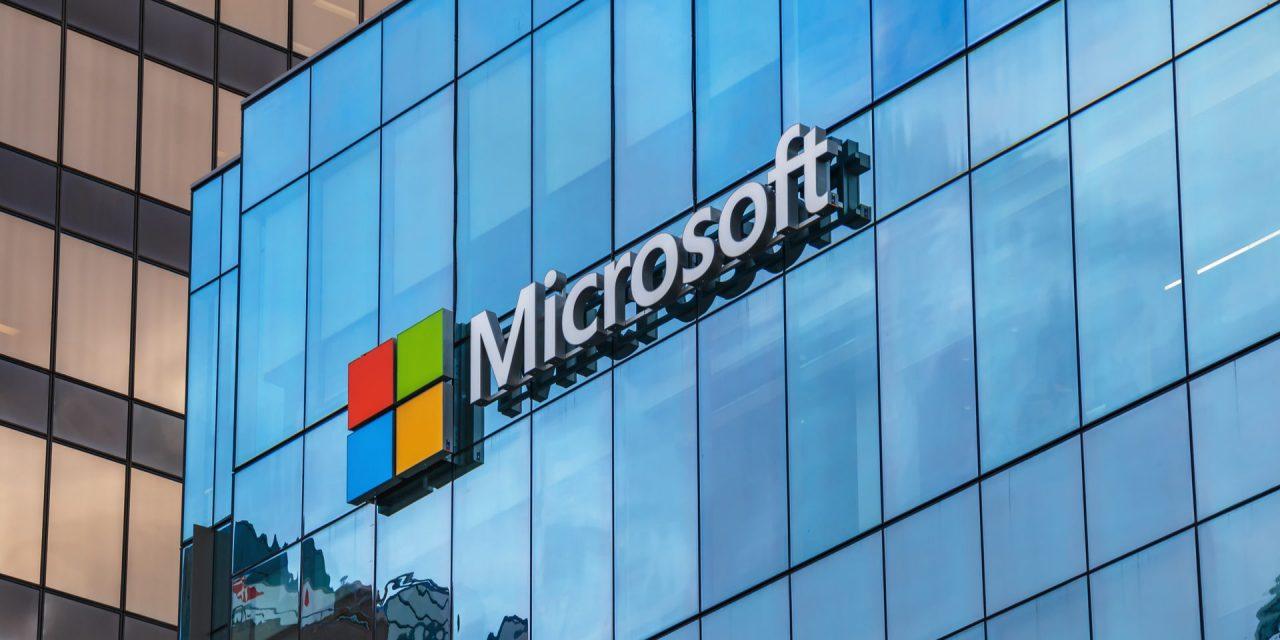 Microsoft presenta una solicitud de patente para un sistema de cripto minería impulsado por la actividad humana